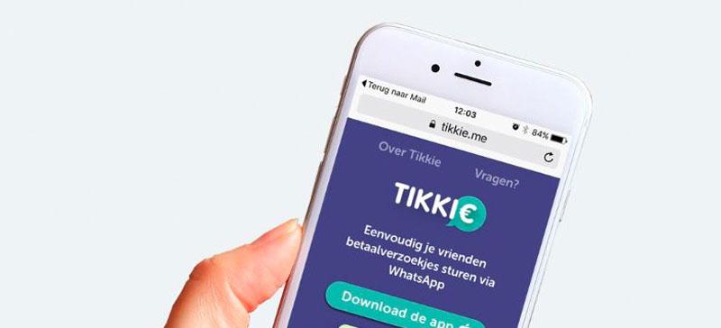 Tikkie-app
