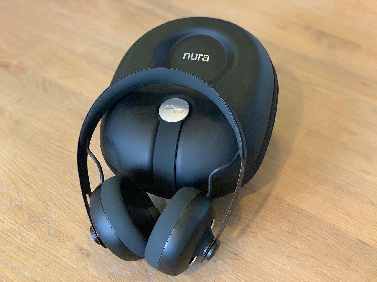 Nuraphones op case