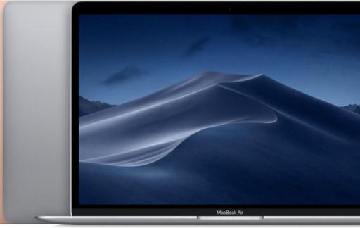 MacBook Air 2018 kleuren