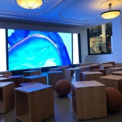 Apple Den Haag videowall