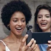 DJI's Osmo Pocket werkt samen met de iPhone