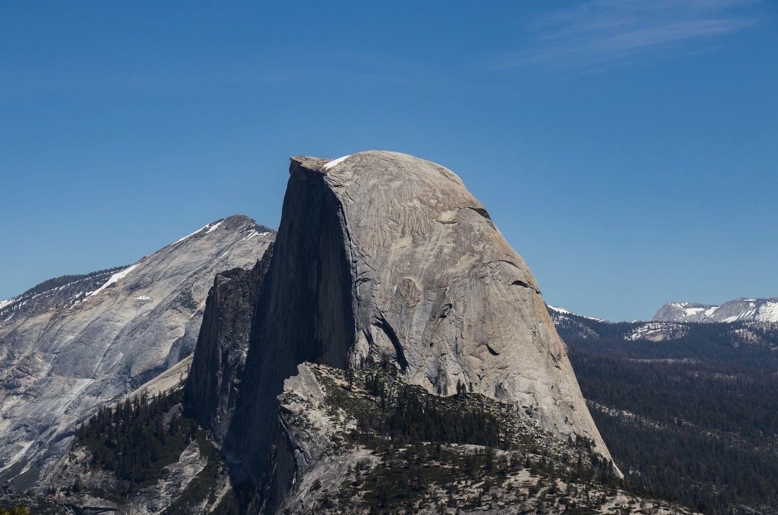 Zoomfoto Glacier Point Yosemite