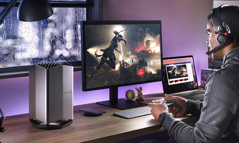 Blackmagic eGPU voor gaming
