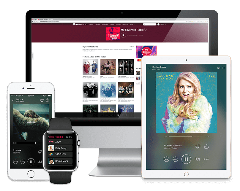 Apple Music apparaten