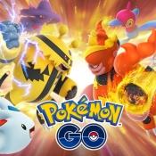 Pokémon Go spelergevechten.