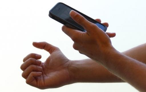 App bloedarmoede testen vingernagels.