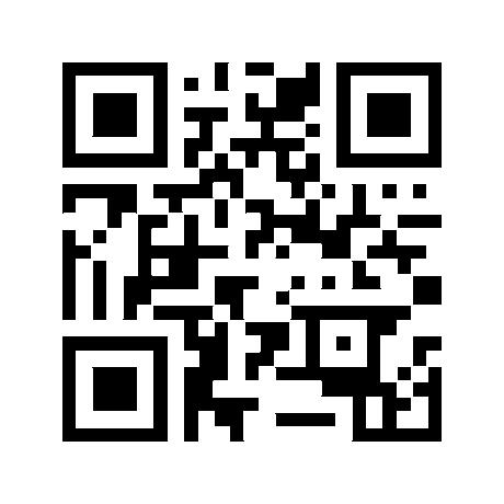QR-code voor ING-app met augmented reality.