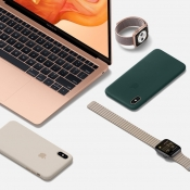 Nieuwe Apple-producten: iPhone, MacBook en Apple Watch.