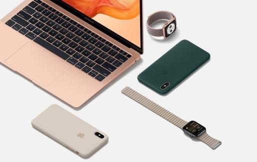 Nieuwe Apple-producten: iPhone, MacBook en Apple Watch.