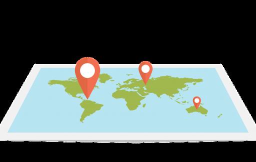 Locatie delen met apps: toestemming geven