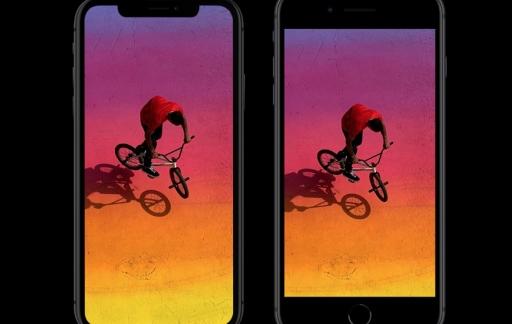 iPhones met groter scherm