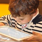 Kind: oplichting voorkomen in games