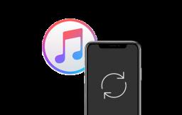 iPhone synchroniseren met iTunes