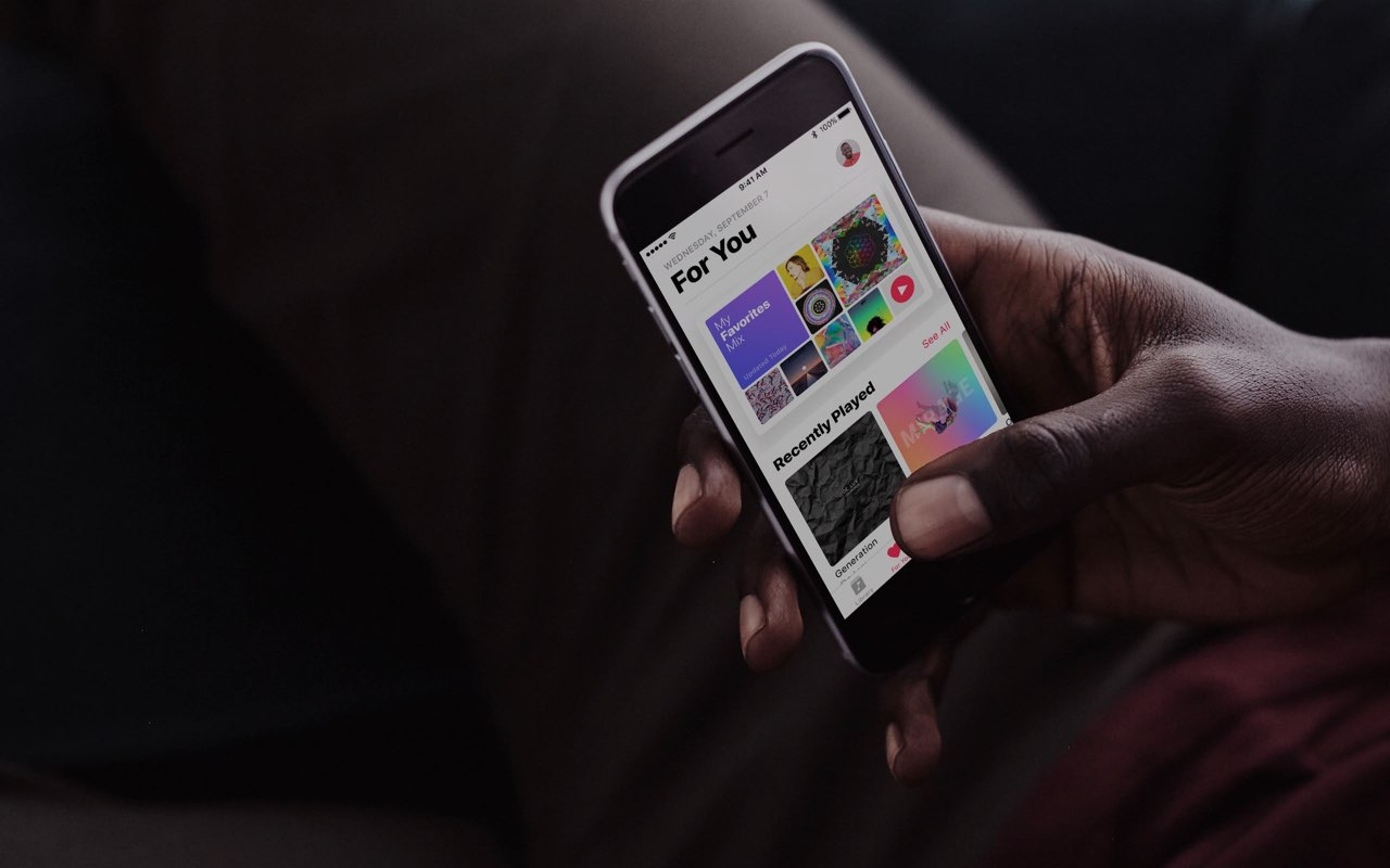 Apple Music Connect stopt