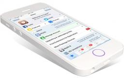 Cydia op een iPhone