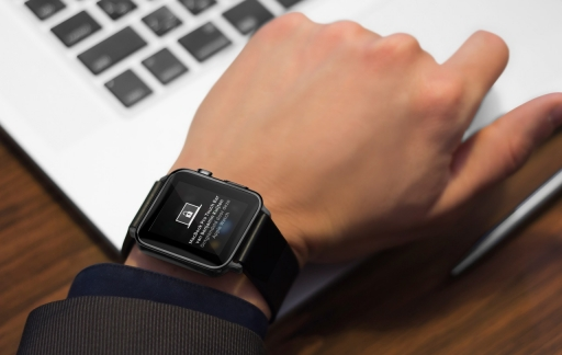 Apple Watch ontgrendelt een Mac.