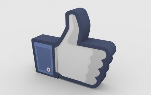 Facebook-duimpje