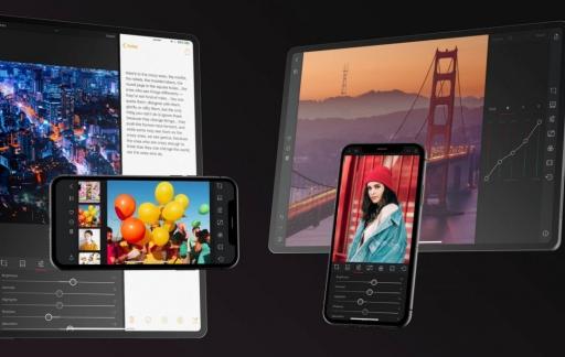 Darkroom op iPhone en iPad