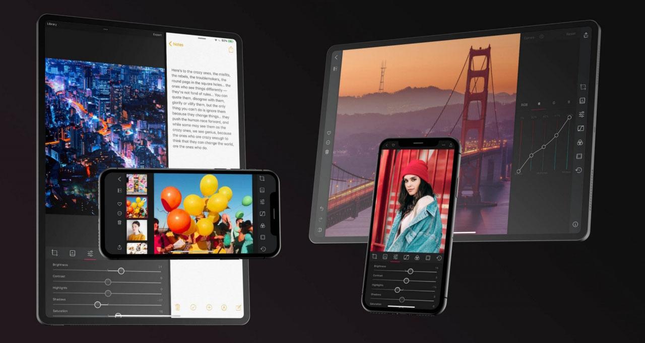 Beste apps voor fotobewerking op iPhone en iPad