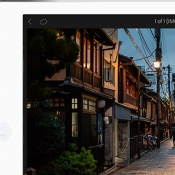Lightroom iPhone en iPad
