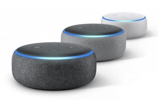 Echo Dot 2018
