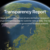 Apple Transparency Report 2018