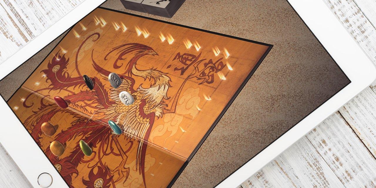 Bordspellen op de IPad: Tsuro