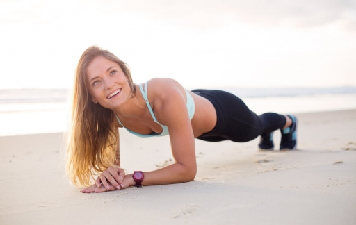 Plank workout voor 7 Minute Workout