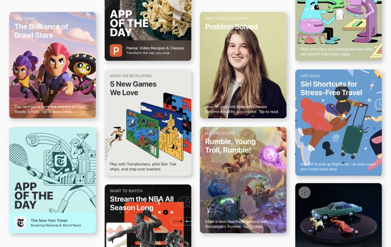 App Store record 2019