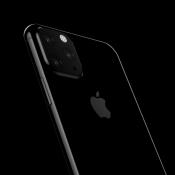 Mogelijk toekomstige iPhone met drie camera's te zien op renders