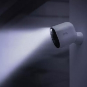 Arlo Ultra beveiligingscamera met HomeKit