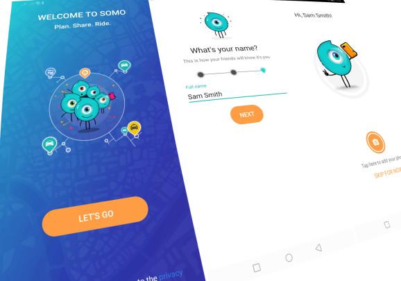 Here Somo-app