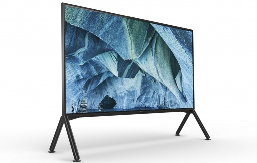 Sony 8K televisie HomeKit en AirPlay