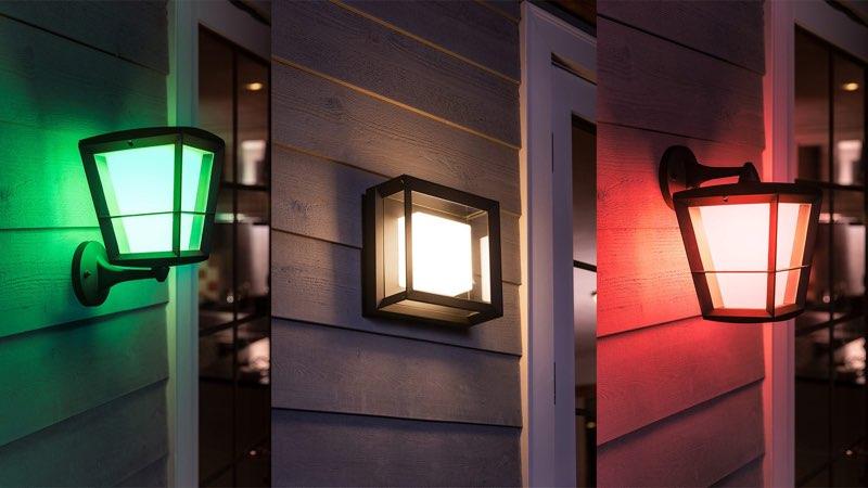 Philips Hue buitenlampen