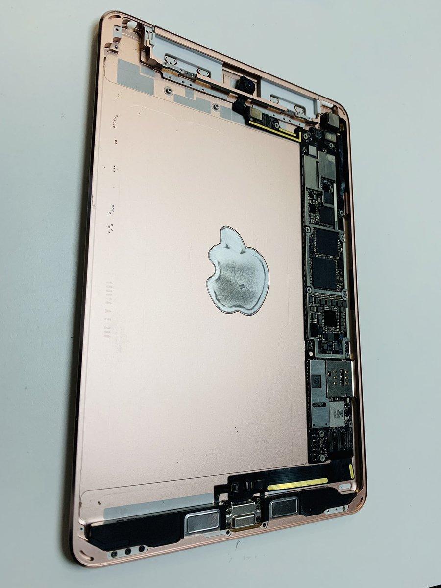 iPad mini 5 foto's aan de binnenkant.