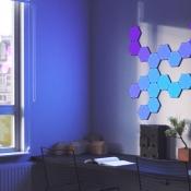 Nanoleaf werkt aan zeshoekige lichtpanelen met HomeKit