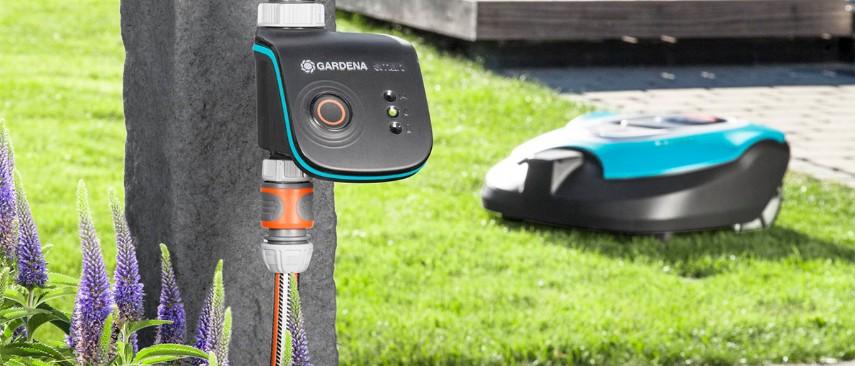 Gardena Smart System met HomeKit