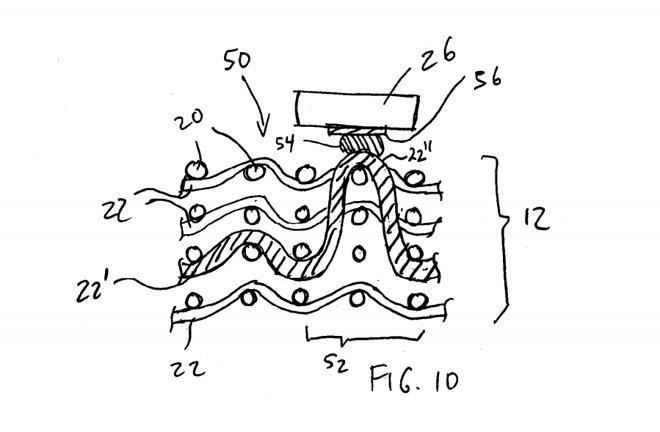 Apple-patent slimme kleding
