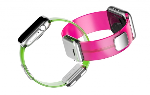 Aura Band voor Apple Watch