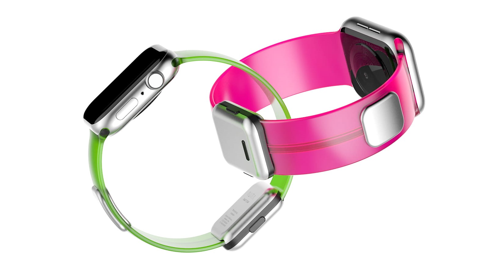 Aura Smart Strap voor Apple Watch