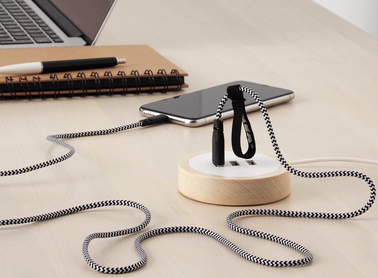 IKEA Lillhult Lightning-kabel.