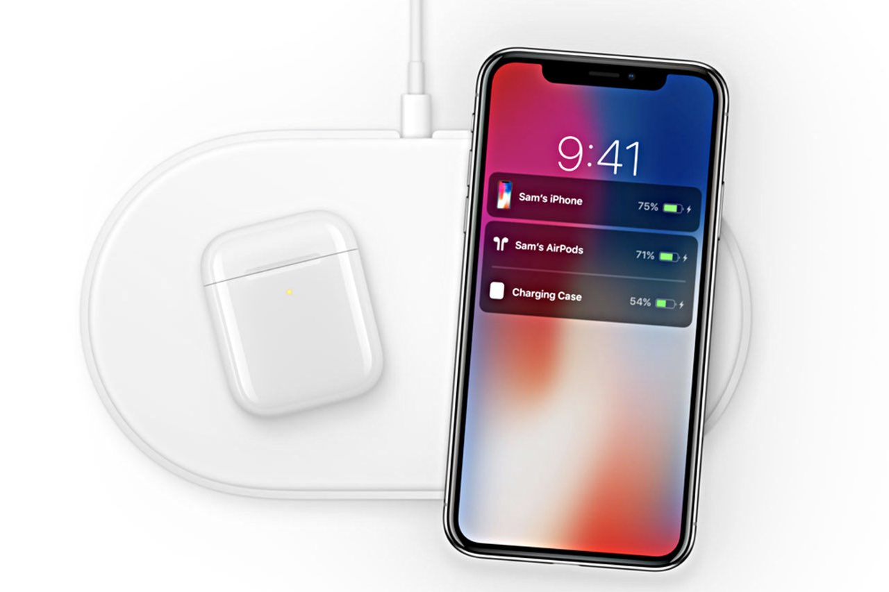 AirPower met AirPods