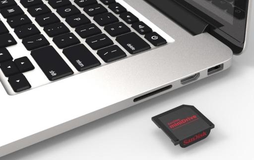 MacBook opslag uitbreiden met SD-kaart
