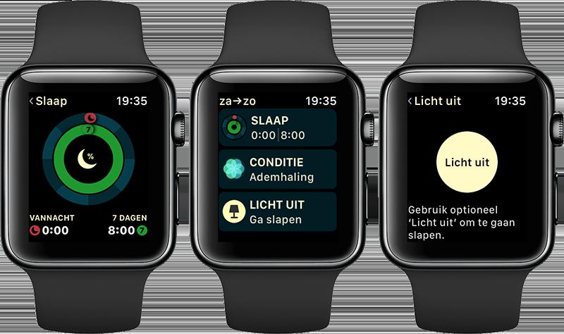 AutoSleep: slaap meten met Apple Watch