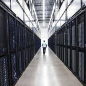 Apple datacenter in Mesa