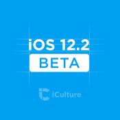 iOS 12.2 beta.
