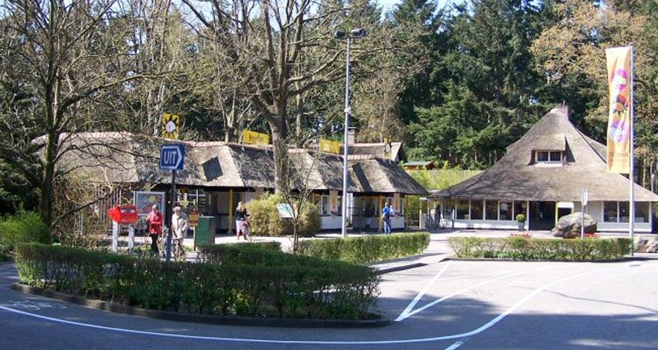 DierenPark Amersfoort ingang