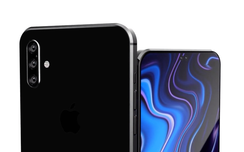 iPhone 2019 concepten.