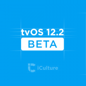 tvOS 12.2 beta.