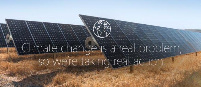Apple klimaatverandering